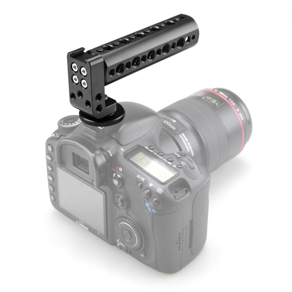 SmallRig 1625 Shoe Handle Cheese - uchwyt górny na stopkę aparatu, kamery lub rig'a.