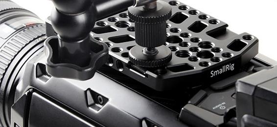 SmallRig 1853 Top Plate Ursa Mini - górna płytka serowa do kamery, mocowania zimna stopka