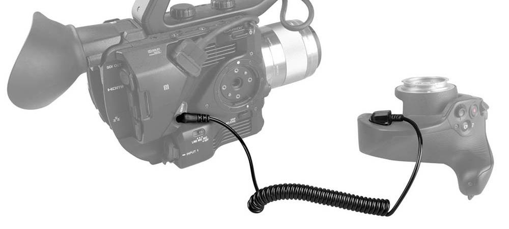 Kabel LANC z osłoną wtyczki SmallRig Male-Male LANC Cable With a Cover