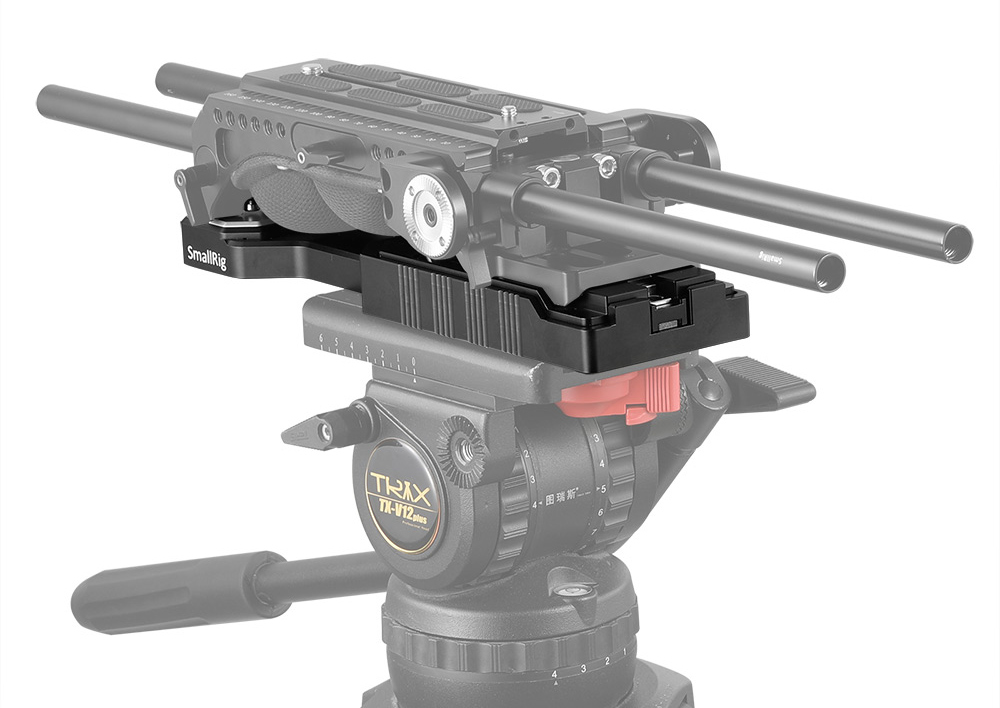 SmallRig 2169 VCT-14 Quick Release Tripod Plate łyżwa typu Sony