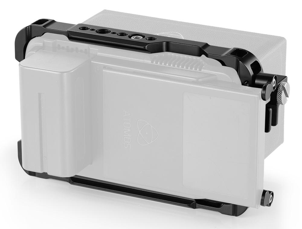 SmallRig 2209 Atomos Ninja V Cage - klatka dla rekordera z zabezpieczeniem dysku SSD