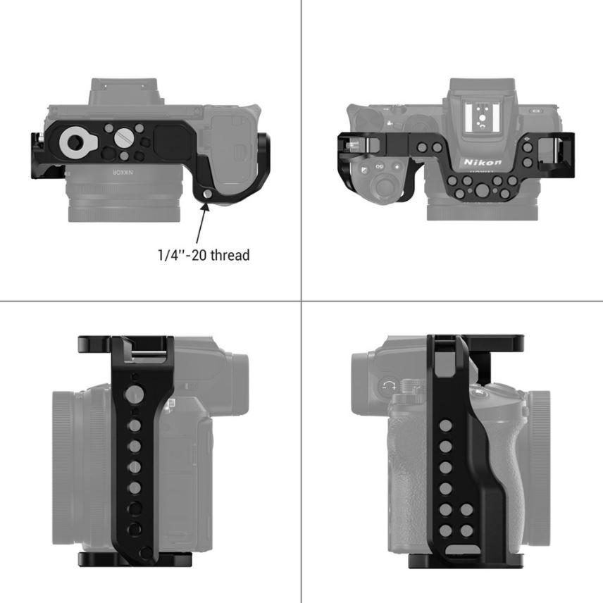 SmallRig-CCN2499-06-Cage-Nikon-Z50-Camera-klatka-operatorska.JPG