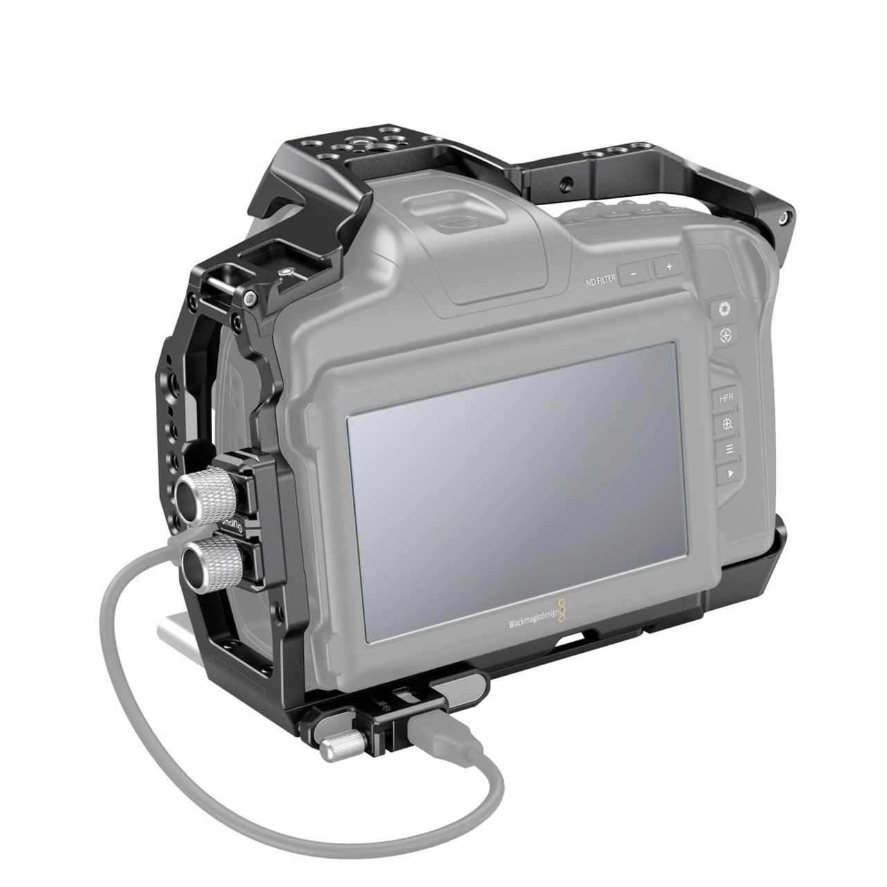 SmallRig 3298 Standard Accessory Kit BMPCC 6K PRO - klatka operatorska z akcesoriami do Blackmagic Pocket 6K Pro