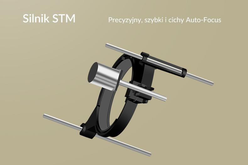 Viltrox PFU RBMH 85mm f/1.8 STM dla Sony FE posiada szybki i precyzyjny Auto-Focus