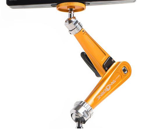 Bright Tangerine Titan Arm - ramię przegubowe dla monitorów