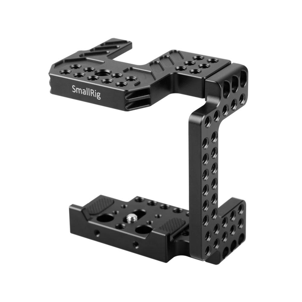 SmallRig 1673 v2 Sony A7II/A7RII/A7SII Cage - klatka ochronna, która razem z bracketem SmallRig 1680 tworzy zamkniętą klatkę SmallRig 1660