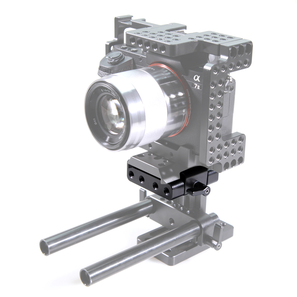 SmallRig 1716 Manfrotto Dovetail Clamp - adapter w standardzie Manfrotto