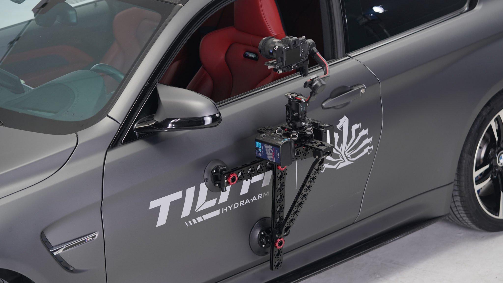 Tilta HDA-T02-V Hydra Alien Car Mount montaż